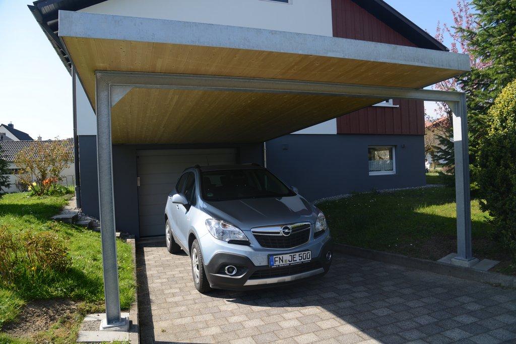 Holzbau st rk angebote for Angebote carport